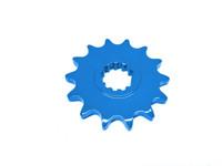Etuhammasratas, sininen, Minarelli AM6, 14H