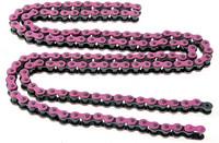 KMC 420 vahvistetut ketjut, pinkki, 140 lenkkiä