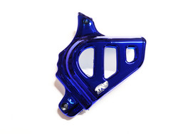 Eturattaan suoja Minarelli AM6, sininen