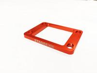 Stage6 läppärungon korotuspala 10mm oranssi, Minarelli AM6/Derbi Senda