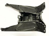 Astinlautakate (alkuperäinen) musta, Yamaha Aerox <-12