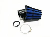 TNT R-EVO ilmansuodatin 28/35mm 30°, sininen