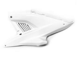 TNT z-kate (vasen), valkoinen, Yamaha Aerox <-12