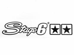 Stage6 tarra 25x4,5cm, valkoinen