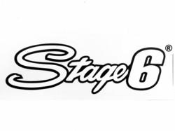 Stage6 tarra 20x6cm, valkoinen
