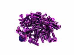 Aerox kateruuvisarja, violetti