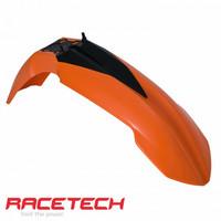 Racetech KTM etulokasuoja, oranssi