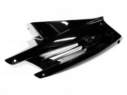 Penkinkate (vasen),  musta, Peugeot Speedfight 2