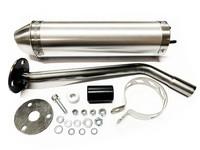 Giannelli äänenvaimennin, alumiini, Beta RR Enduro/Motard 12-16