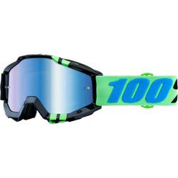 100% Accuri Zerg ajolasit, sini/musta/vihreä