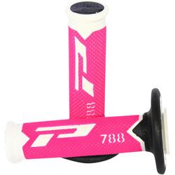 Progrip kahvakumit 788, musta/pinkki/valko