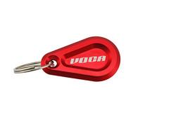 Voca Racing avaimenperä, punainen