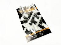 Vilkunkuput, läpinäkyvä, Aprilia SR50 Factory/Replica