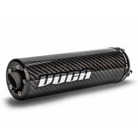 Voca Racing äänenvaimennin, carbon