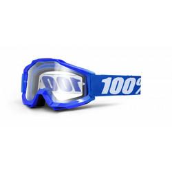 100% Accuri Reflex Blue (kirkaslinssi) ajolasit, sininen