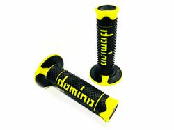 Domino kahvakumit, neonkelta/musta