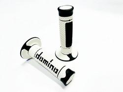 Domino kahvakumit, valko/musta