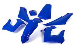 Toxik katesarja, sininen, Derbi Senda X-treme <-09