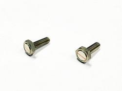 Stage6 magneettinen jarrulevynpultit (2kpl) M6x1.00/19.7mm