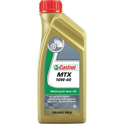 Castrol MTX vaihteistoöljy 10W-40, 1L