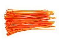 Nippuside 250x3,6mm 100kpl, oranssi