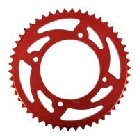 Hammasratas (taka) punainen, Beta RR Enduro/Motard, 53H