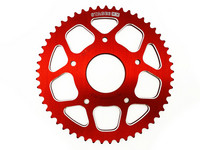 Stage6 Takaratas, punainen, Peugeot XPS/Rieju MRT, 53H POISTO