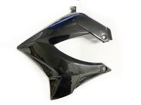 TNT etukate (vasen, musta), Derbi Senda X-Race/X-Treme <-09 POISTO