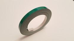 Vanneteippi 10mx6mm, vihreä