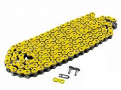 Stage6 keltaiset 420 ketjut, 140 lenkkiä