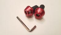 STR8 tangonpääpainot, punainen