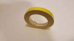 Vanneteippi 10mx9mm, keltainen