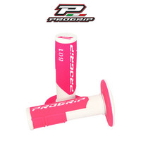 Progrip kahvakumit 801, valkoinen/pinkki