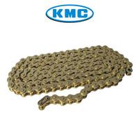 KMC 420 vahvistetut ketjut, kulta, 140 lenkkiä