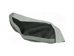 STR8 Penkinpäällinen valko/musta, Yamaha Aerox