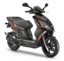 Aprilia/Gilera/Piaggio skootterit - Variaattorit