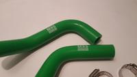 MXS syylärin letkut Yamaha Aerox, vihreä