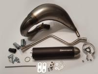 Tecnigas E-Nox pakoputki, Yamaha DT