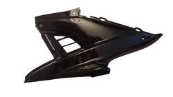 STR8 z-kate (vasen), metallinhohto musta, Yamaha Aerox
