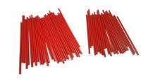 Spoke wraps pinnasuojat, punainen