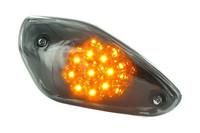 LED-etuvilkut Black Line, Yamaha Aerox <-12