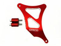 Eturattaan alumiininen suoja, punainen, Minarelli AM6