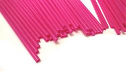 Spoke wraps pinnasuojat, neon pinkki