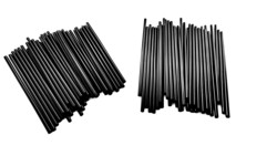 Spoke wraps pinnasuojat, musta