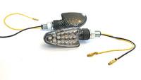 STR8 Demon LED-vilkut, carbon