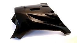 Alkuperäinen alakate, musta, Yamaha Aerox 13->