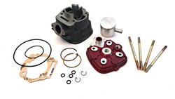 MVT Iron Max sylinterisarja 75cc, Derbi Senda (D50B0) 06->