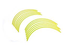 ODF Vanneteippi, keltainen