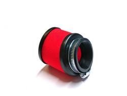 Watts vaahtomuovi ilmansuodatin 49mm, punainen