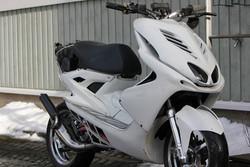 Etuvalonkehys Yamaha Aerox <-12